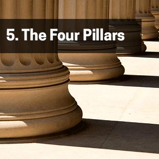 The 4 Pillars.