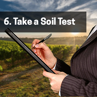 Soil Check list