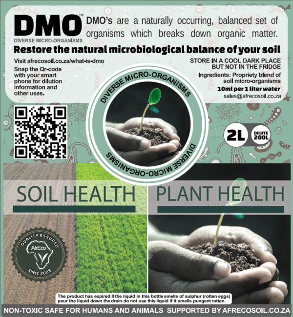 DMO 2L (Diverse Micro-organisms) 2